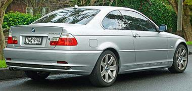 BMW e46 Coupe, 316, 318, 320, M3