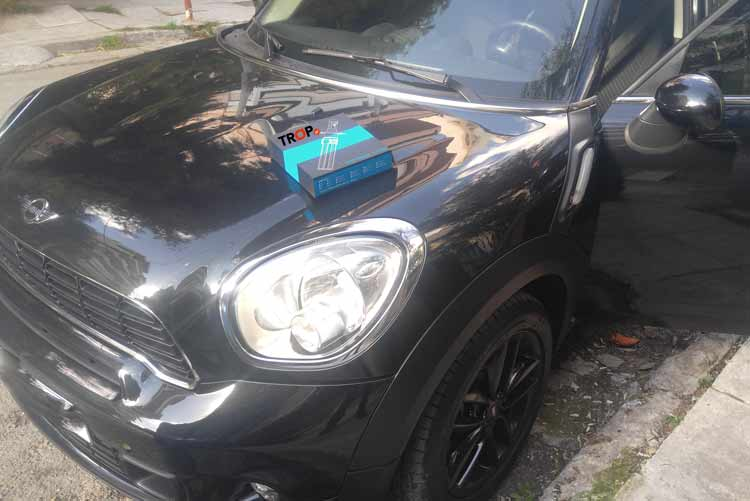Mini Countryman Λάμπες LED H4 CanBus