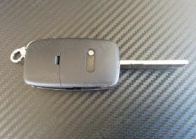 Κέλυφος κλειδιού για A3, A4, TT και άλλα μοντέλα Audi - Φωτογραφία Τραβηγμένη από το Trop.gr  (α)