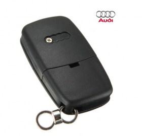 Άκοπο Κλειδί με 3 Κουμπιά για A3, A4, TT και άλλα μοντέλα Audi