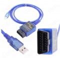 Σύνδεση Elm327, OBD2 και USB φίσα