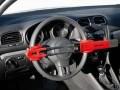 Διπλή αντικλεπτική μπάρα (2 ράβδοι), για το κλείδωμα τιμονιού του αυτοκινήτου - TROP.gr