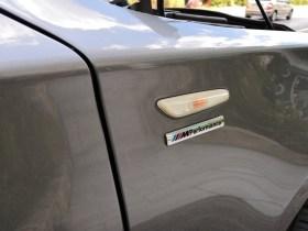 Διακοσμητικό Μεταλλικό Αυτοκόλλητο M-Performance για BMW