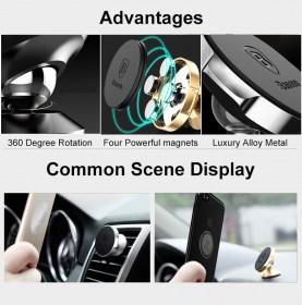 Baseus Μαγνητική Βάση Στήριξης smartphone για το αυτοκίνητη - Χαρακτηριστικά - TROP.gr