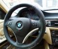 Το κάλυμμα τοποθετημένο στο αυτοκίνητο