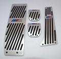 Πεταλιέρες για Bmw E36, E46, E87, E90, E92/93 τύπου M3
