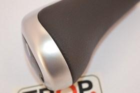 Μασίφ κατασκευή με γνήσιο δέρμα και M power σήμα - Φωτογραφία τραβηγμένη από TROP.gr