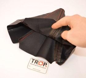 Εσωτερική όψη τεχνοδέρματος φούσκας - Φωτογραφία τραβηγμένη από TROP.gr