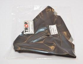 Δέρμα – Φούσκα Λεβιέ Ταχυτήτων Μαύρο με Μαύρα Γαζιά, συσκευασία - Φωτογραφία τραβηγμένη από TROP.gr