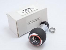 Δερμάτινος Λεβιές με Κόκκινο Δαχτυλίδι για Seat, Skoda, VW, Audi (13mm), Συσκευασία - Φωτό από TROP.gr