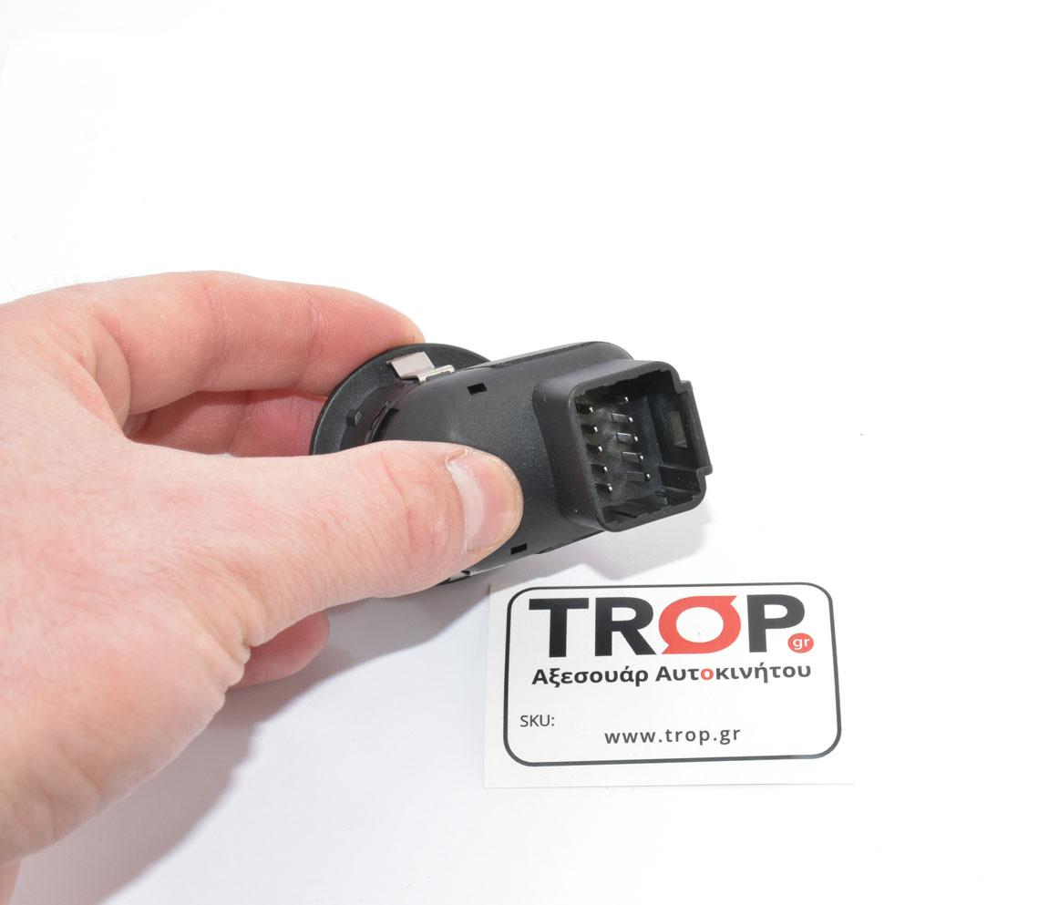 Αριθμός Pin: 10, Τύπος φίσας: Μαύρη – Φωτογραφία από Trop.gr