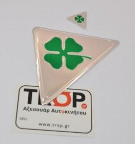 Quadrifoglio Verde –  Τετράφυλλο Τριφύλλι Σήματα- Φωτογραφία τραβηγμένη από TROP.gr