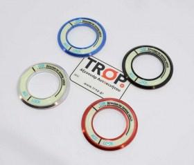 Φωσφορίζον διακοσμητικό κάλυμμα (δακτυλίδι) του διακόπτη μίζας - Φωτογραφία τραβηγμένη από TROP.gr