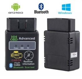 HH OBD, ELM327 Bluetooth OBD2 Διαγνωστικό Αυτοκινήτου
