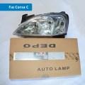 Φανάρι Μπροστινό για Opel Corsa C (Δεξί ή Αριστερό) – Μοντ: 2001-2006 – Φωτογραφία από Trop.gr