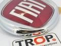 Λεπτομέρεια γνήσιου σήματος Fiat - Φωτογράφηση από το TROP.gr