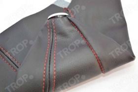 Κατασκευασμένη από υψηλής ποιότητας τεχνόδερμα - Φωτογραφία τραβηγμένη από TROP.gr