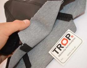 Εσωτερική όψη φούσκας τεχνοδέρματος - Φωτογραφία τραβηγμένη από TROP.gr