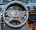 To κάλυμμα τοποθετημένο σε Mercedes CLK 200