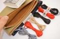 Διαθέσιμα χρώματα δερμάτων και κλωστών - Φωτογραφία τραβηγμένη από TROP.gr