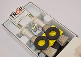 Λάμπες LED H4 στο κουτί τους - Φωτογραφία τραβηγμένη από TROP.gr