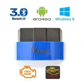 Vgate® iCar 3 ELM327 Bluetooth V3.0 OBD2 Διαγνωστικό Scanner