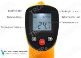 Φωτιζόμενη οθόνη υγρών κρυστάλλων (LCD)