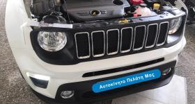 Σετ Λάμπες LED για Jeep Renegade με CanBus (Μοντ: 2014+)