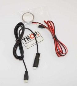 Ηλεκτρομαγνητική ταινία και καλώδια σύνδεσης - Φωτογραφία τραβηγμένη από TROP.gr