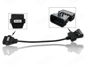 Καλώδιο Μετατροπέας σε 10 Pin για Opel από 16 Pin OBD2