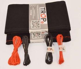 Το κάλυμμα για το ντύσιμο του τιμονιού, διαθέσιμες κλωστές απλές και κέρινες - Φωτογραφία τραβηγμένη από TROP.gr