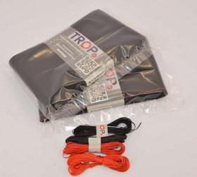 Συσκευασία καλύμματος για το ντύσιμο του τιμονιού - Φωτογραφία τραβηγμένη από TROP.gr