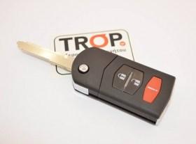 Αναδιπλούμενο κλειδί συμβατό με Mazda MX5 NC και άλλα μοντέλα – Φωτογραφία τραβηγμένη από TROP.gr