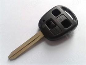 Κέλυφος για Κλειδί με 3 Κουμπιά