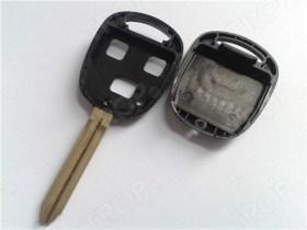 Εσωτερικό κλειδιού για αυτοκίνητα με 3 πλήκτρα
