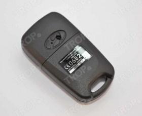 Πρόσθια όψη κλειδιού συμβατού με Hyundai - Φωτογραφία τραβηγμένη από TROP.gr