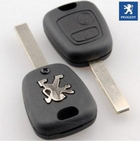 Κέλυφος για κλειδί για αυτοκίνητα Peugeot