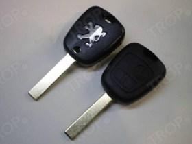 Υψηλής ποιότητας κλειδί Peugeot