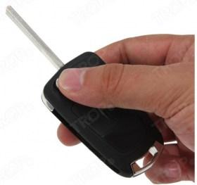 Κλειδί Αναδιπλούμενο με 2 Κουμπιά για Opel Zafira