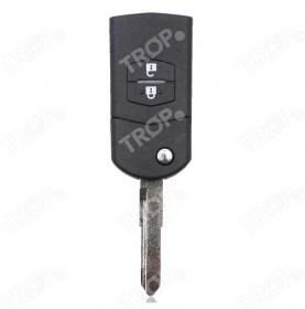 Κέλυφος κλειδιού για Mazda με άκοπη λάμα