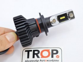 Λάμπες Αυτοκινήτου LED Η7 σε Οικονομική Τιμή - Φωτογραφία τραβηγμένη από TROP.gr