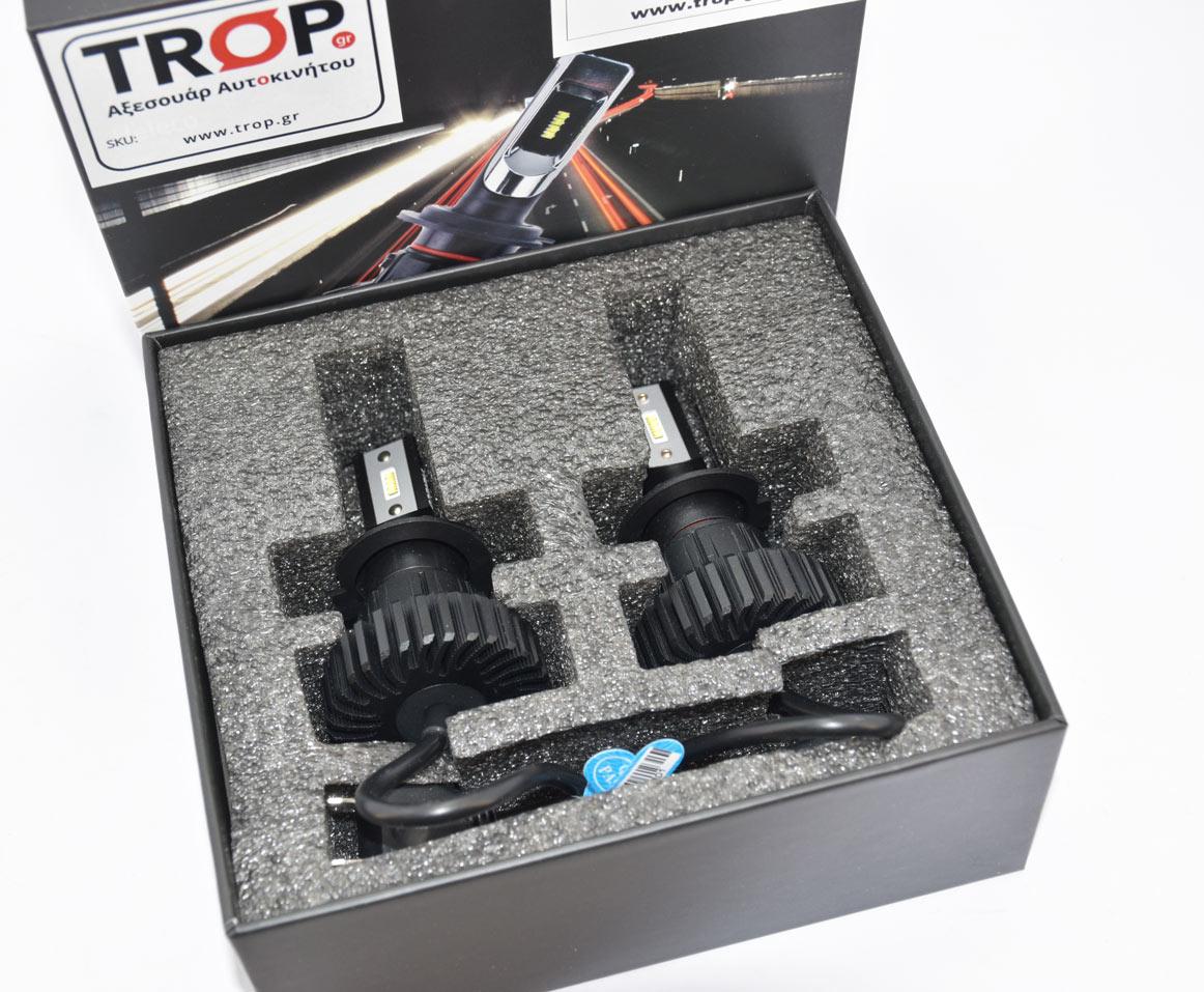 Συσκευασία λαμπών με 2 χρόνια εγγύηση (ανεξαρτήτως χιλιομέτρων) - Διάθεση από το TROP.gr