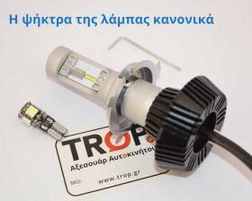 Η ψήκτρα της λάμπας βιδωμένη κανονικά - Φωτογραφία τραβηγμένη από TROP.gr