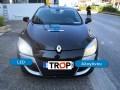 Σύγκριση LED με αλογόνου σε αυτοκίνητο πελάτη στο κατάστημα μας - Φωτογραφία από TROP.gr