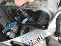 Εικόνα μετά την τοποθέτηση σε αυτοκινήτο πελάτη μας, όλα μπαίνουν μέσα στο φανάρι – Φωτογραφία από Trop.gr
