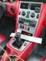 Ο λεβιές τοποθετημένος σε αυτοκινήτο πελάτη μας – Φωτογραφία από Trop.gr
