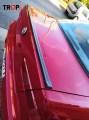 Διακοσμητικό Lip Πορτ Μπαγκάζ (Carbon look), Αεροτομής Αυτοκινήτων - Φωτογραφία πελάτη TROP.gr