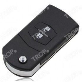 Κέλυφος κλειδιού συμβατό με Mazda 2, 3, 5, 6 και MX5