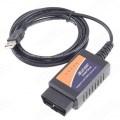 ELM327 Bluetooth σύνδεση με όλους τους OBD II κατασκευαστές αυτοκινήτων