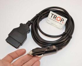 Υποδοχή αναπτήρα αυτοκινήτου 12 volts - Φωτογραφία τραβηγμένη από TROP.gr